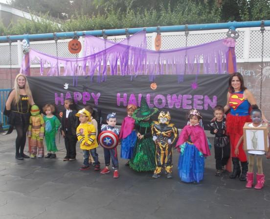 Preschools Halloween
