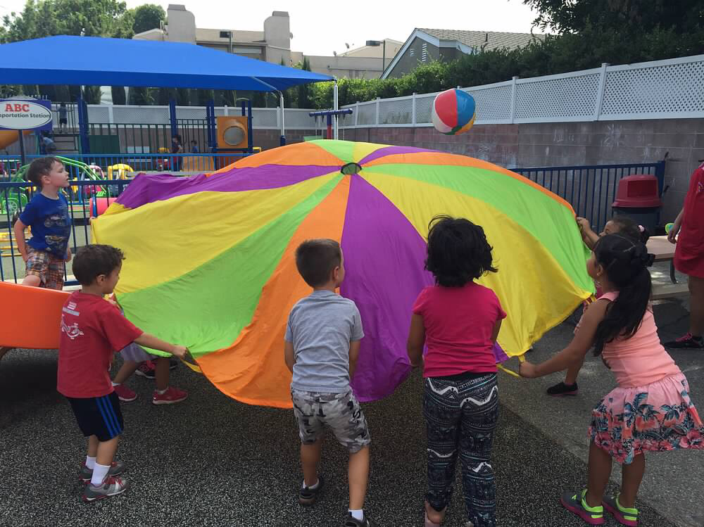 Preschools in Sherman Oaks