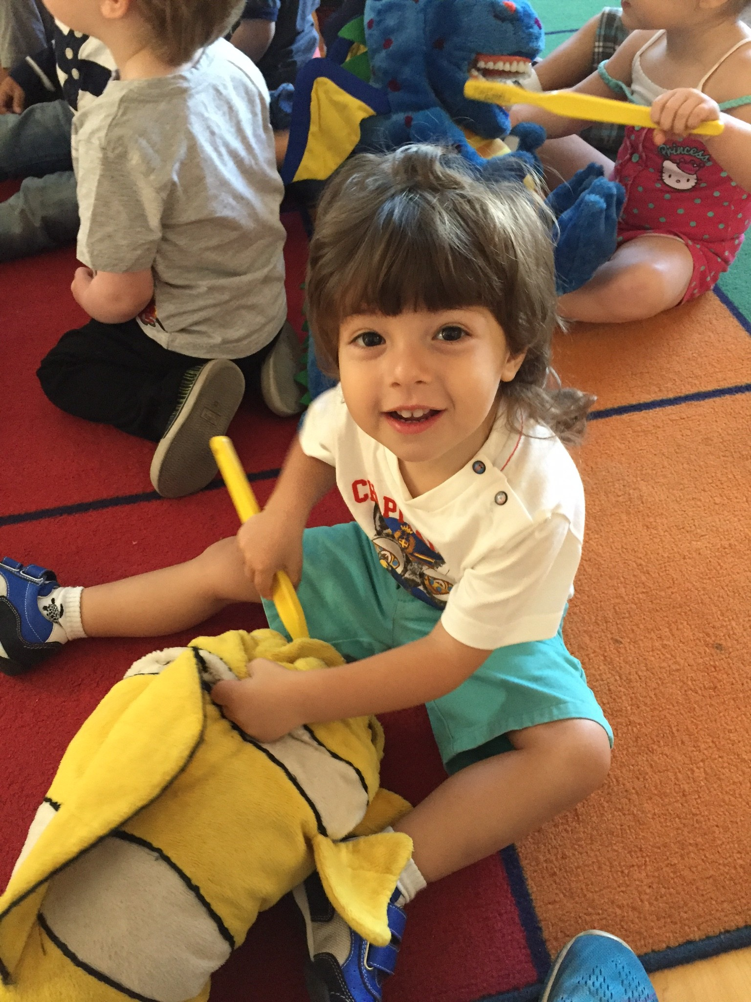 Preschool activity - Milan