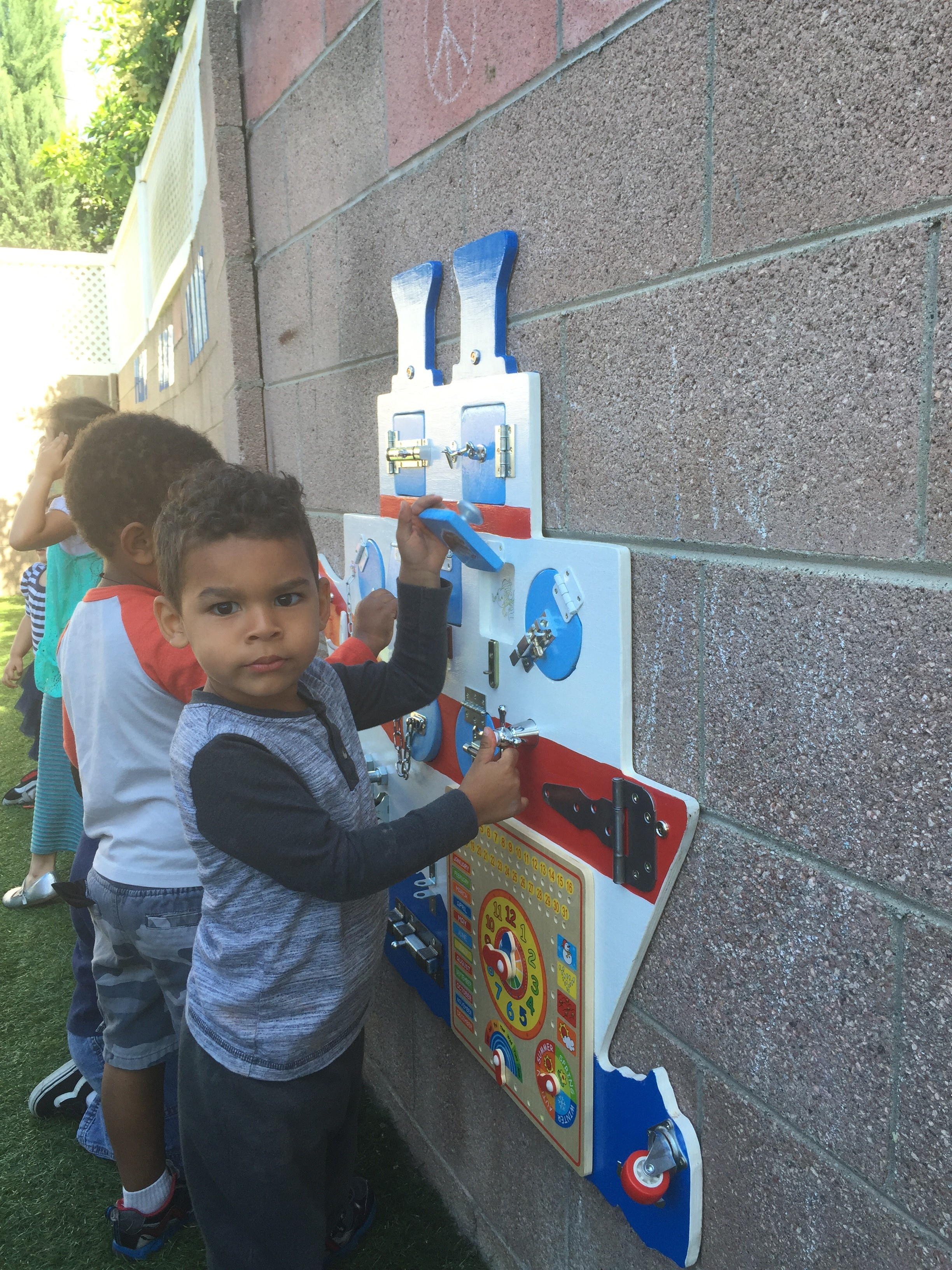 Learning through play at Abc Little School, Sherman Oaks