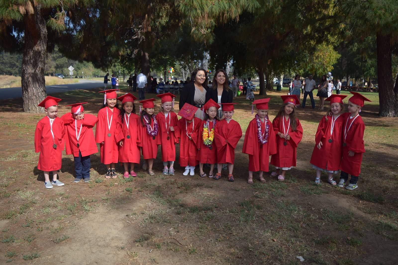 Transitional Kindergarten Graduation 2016