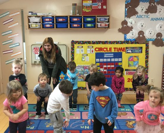 ABC Little School - Preschool Class
