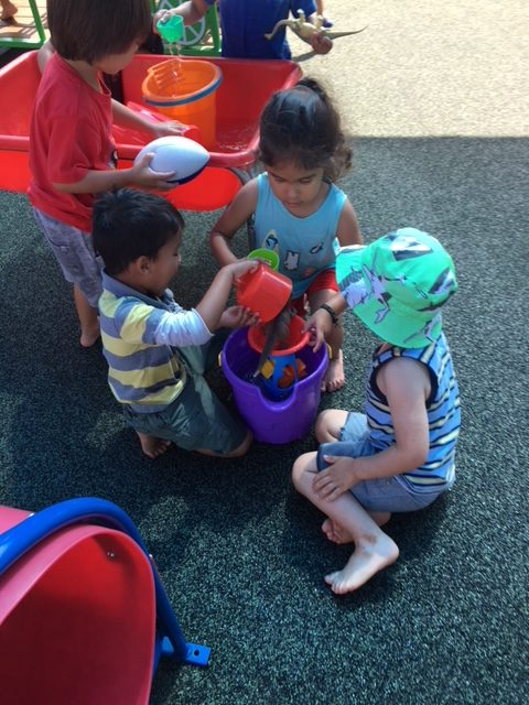 Water Play Is So Much Fun!