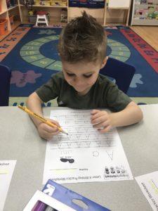 Pre-K Learning